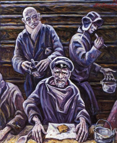 ניקולאי גטמן - אסירים בגולאג
