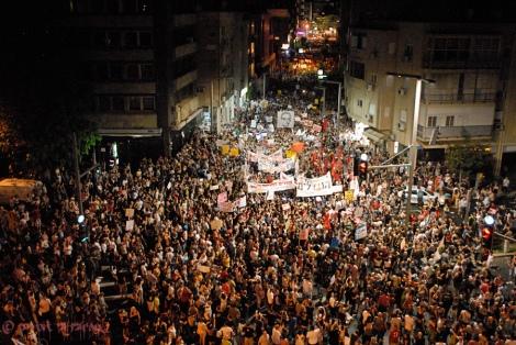 המחאה החברתית בישראל 2011