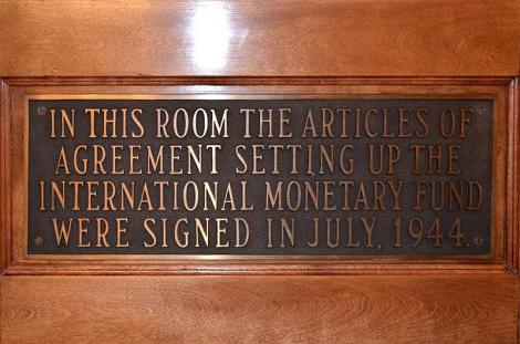 Bretton Woods Room
