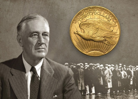 FDR and gold