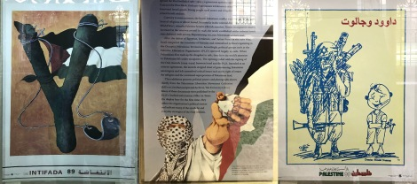 Palestinian propaganda at Yale university