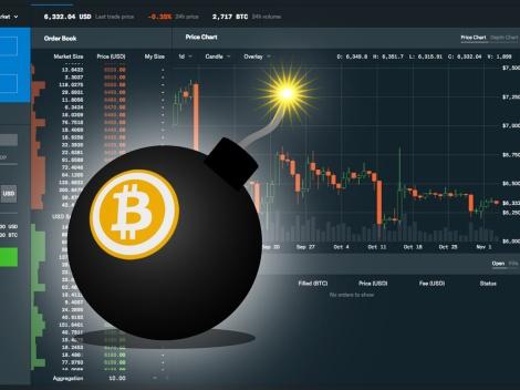 The Bitcoin bomb