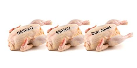 stock market chicken