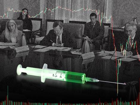 FOMC drug addicts