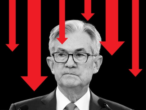 Jerome Powell Panic