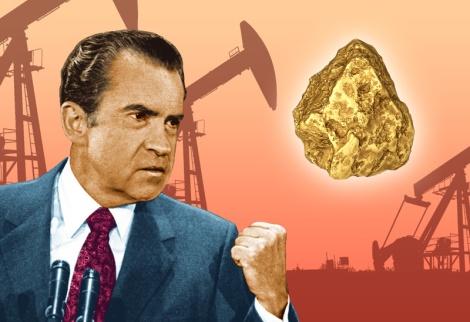 Nixon vs Gold