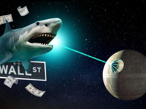 laser vs wall street